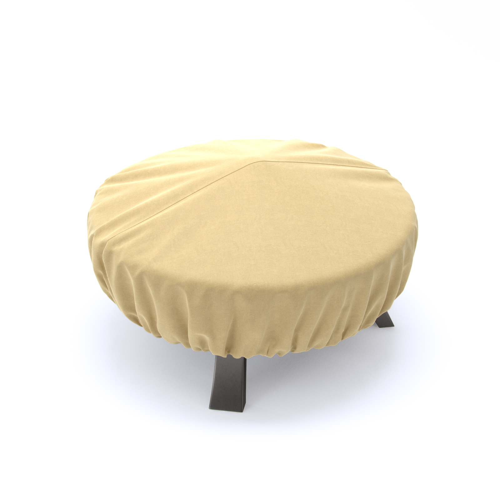 Swell Fade Proof Tane 44 Heavy Duty Round Fire Pit Cover Durable And Water Resistant Firepit Cover Large Uwap Interior Chair Design Uwaporg